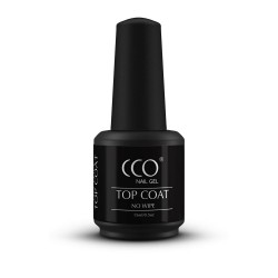 CCO No Wipe Top Coat  (15ml)