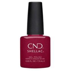 CND Shellac Rebellious Ruby (7.3ml)