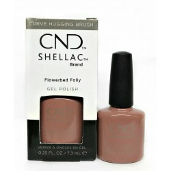 CND Shellac Flowerbed Folly (7.3ml)