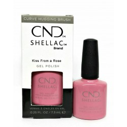 CND Shellac Kiss From A Rose (7.3ml)