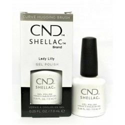 CND Shellac Lady Lilly (7.3ml)