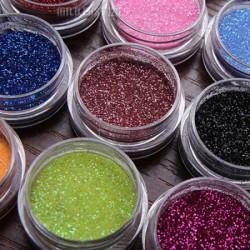 Glitter Pots (18 Pots)