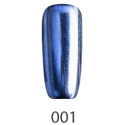 Chrome Nail Powder 001