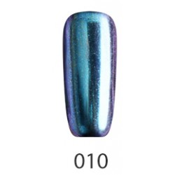 Chrome Nail Powder 010