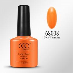 Coral Carnation CCO Nail Gel (7.3ml)