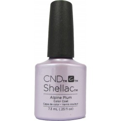 CND Shellac Alpine Plum (7.3ml)
