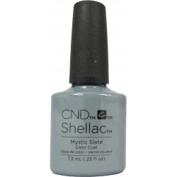 CND Shellac Mystic Slate (7.3ml)