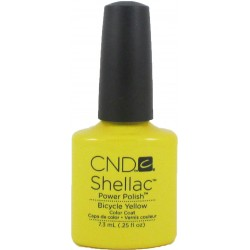 CND Shellac Bicycle Yellow (7.3ml)