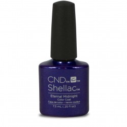 CND Shellac Eternal Midnight (7.3ml)