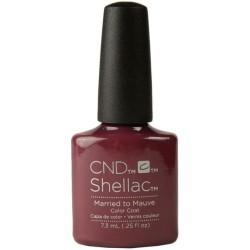 CND Shellac Married to the Mauve (7.3ml)