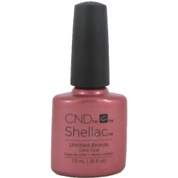 CND Shellac Untitled Bronze (7.3ml)