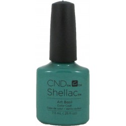 CND Shellac Art Basil (7.3ml)