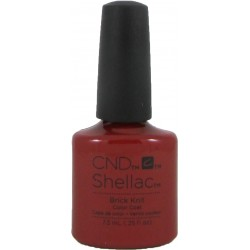 CND Shellac Brick Knit  (7.3ml)