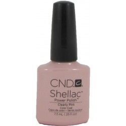 CND Shellac Clearly Pink (7.3ml)