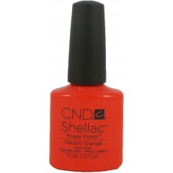 CND Shellac Electric Orange (7.3ml)