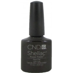 CND Shellac Faux Fur (7.3ml)