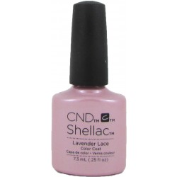 CND Shellac Lavendar Lace (7.3ml)