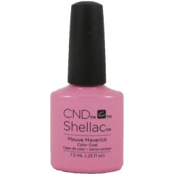 CND Shellac Mauve Maverick (7.3ml)