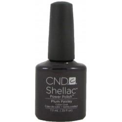 CND Shellac Plum Paisley (7.3ml)
