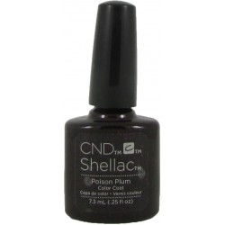 CND Shellac Poison Plum (7.3ml)
