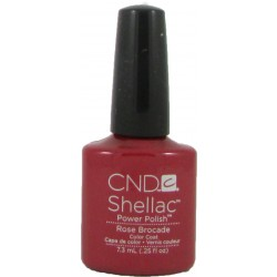 CND Shellac Rose Brocade (7.3ml)