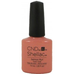 CND Shellac Salmon Run  (7.3ml)