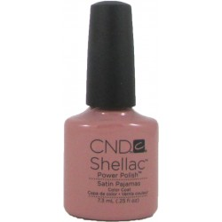 CND Shellac Satin Pajamas (7.3ml)