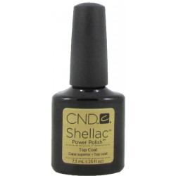 CND Shellac Top Coat 7.3ml
