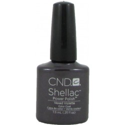 CND Shellac Vexed Violete  (7.3ml)