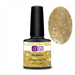DN Golden Queen Gel Polish (7.3ml)