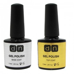 DN Top and Base Coat Set  (7.3ml)