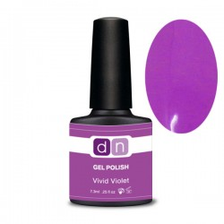 DN Vivid Violet Gel Polish (7.3ml)