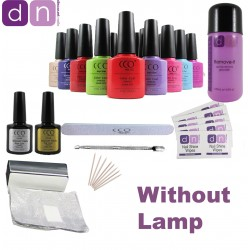 CCO Professional UV Gel Nail Starter Kit WITHOUT LAMP