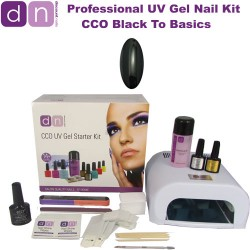 Blackpool - CCO Professional 1 Colour UV Gel Nail Starter Kit