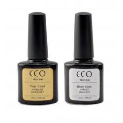 CCO Top and Base Coat Set  (7.3ml)